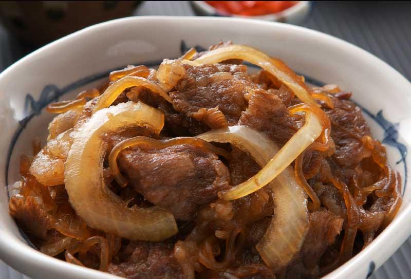 米沢牛丼ランチ