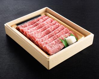 すき焼き(上選肩ロース)